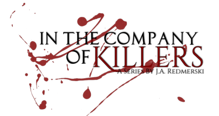 In the Company of Killers – New Covers!