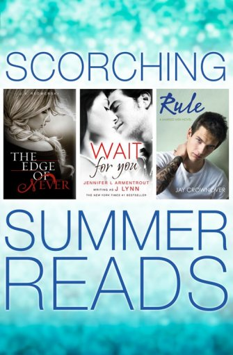 Scorching Reads cover