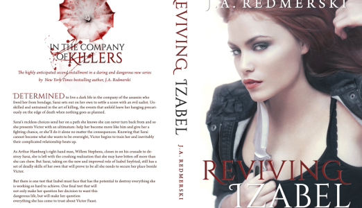 REVIVING IZABEL Release Day!
